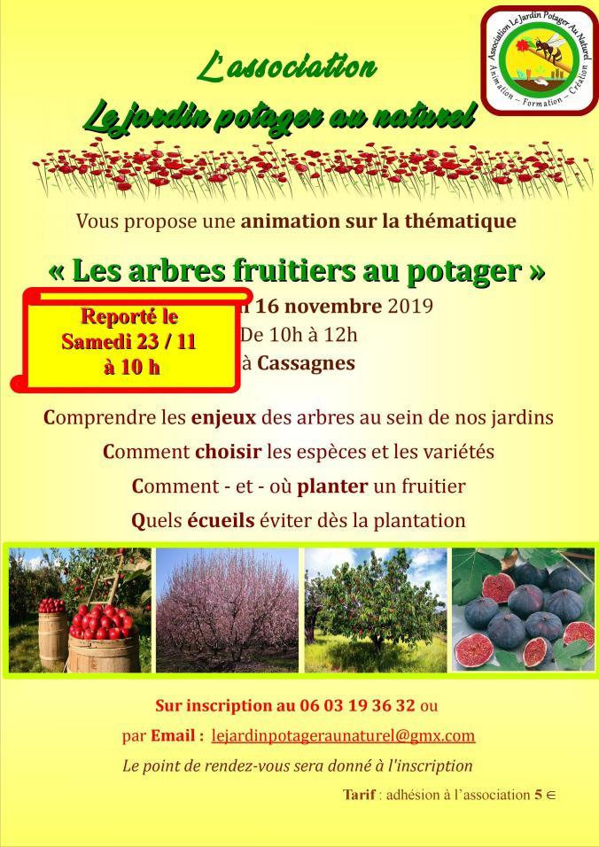 L arbre fruitier 23